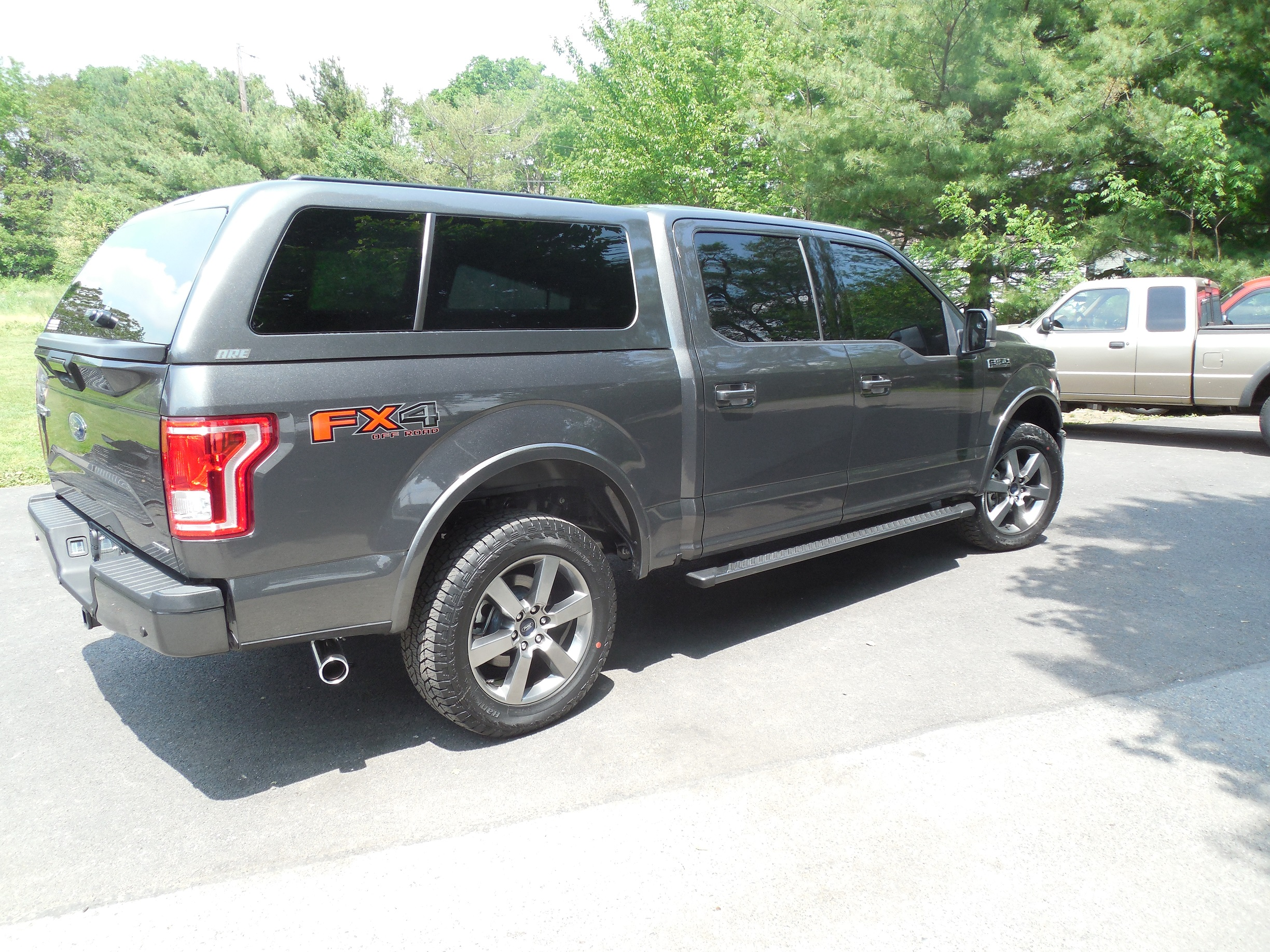 2016 F 150 With An Are Z Series