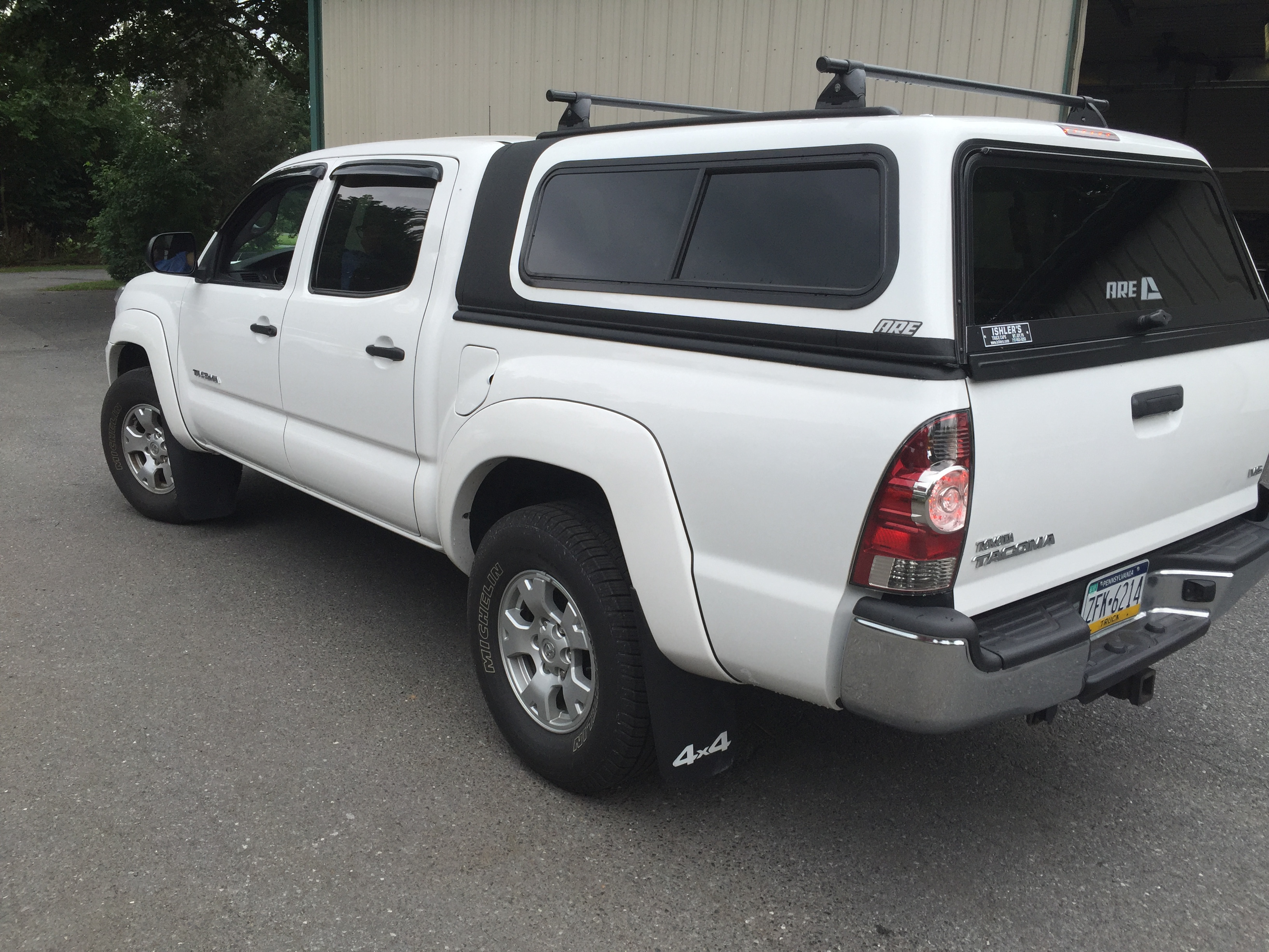 2014 Toyota Tacoma With An Are Overland Series Ishler S