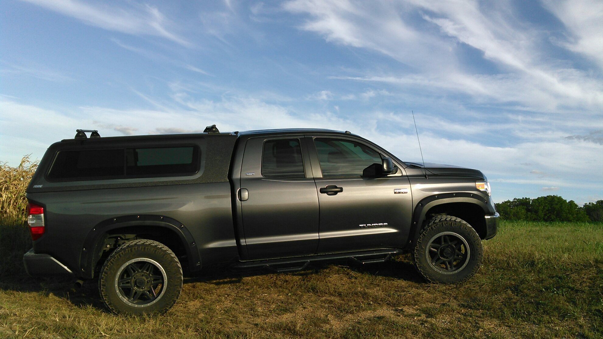 2016 Tundra Double Cab With An Are Overland Series