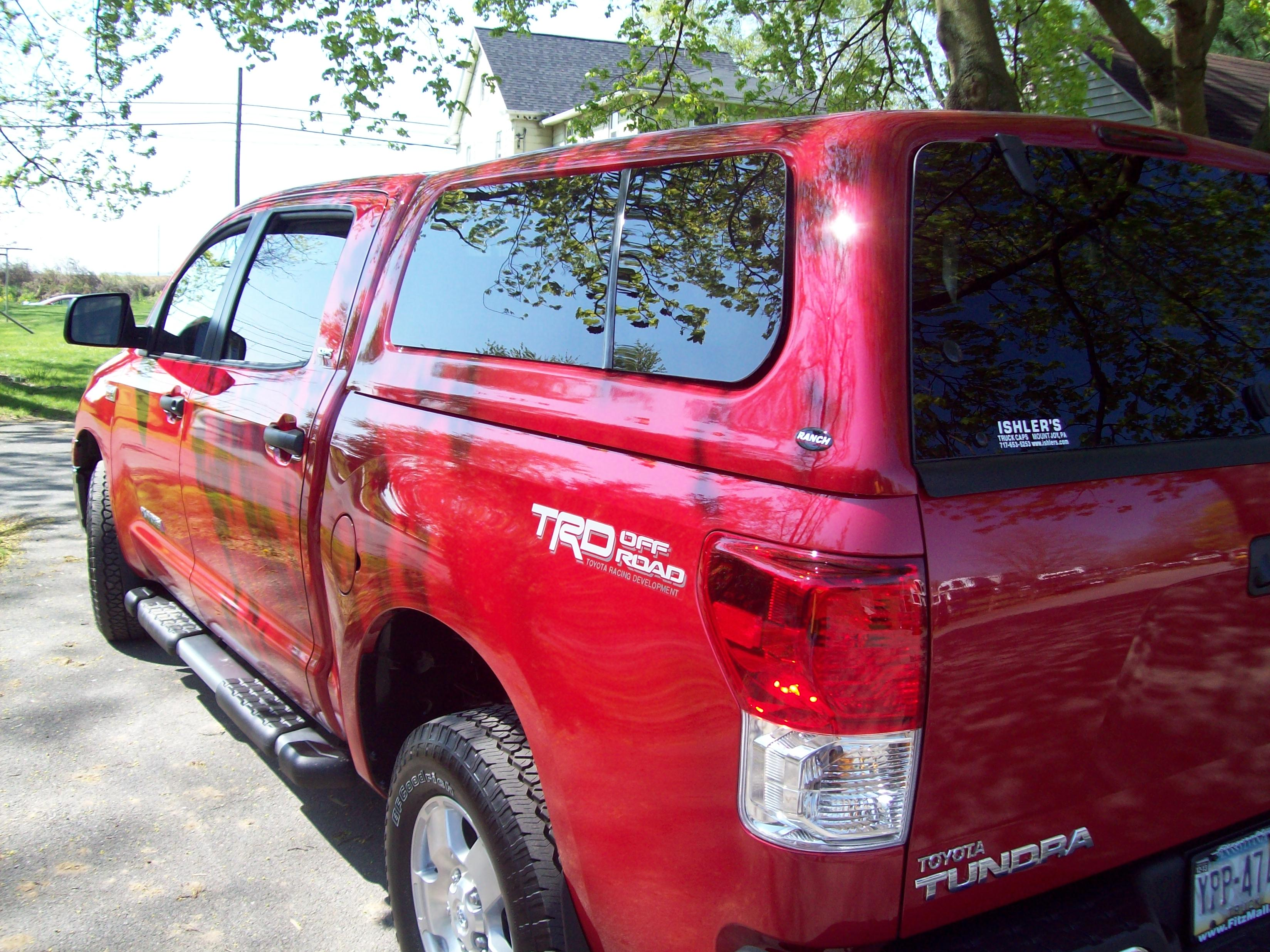 2013 Toyota Tundra With A Ranch Premier Ishler S Truck Caps