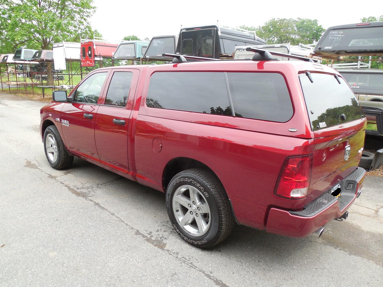 Ranch Icon Series Fiberglass Truck Cap Sale 1750 00