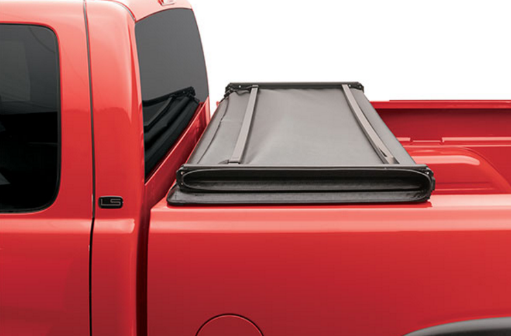 Tundra Bed Cover >> Lund Genesis Tri-Fold Soft Tonneau Cover SALE! $325.00 ...