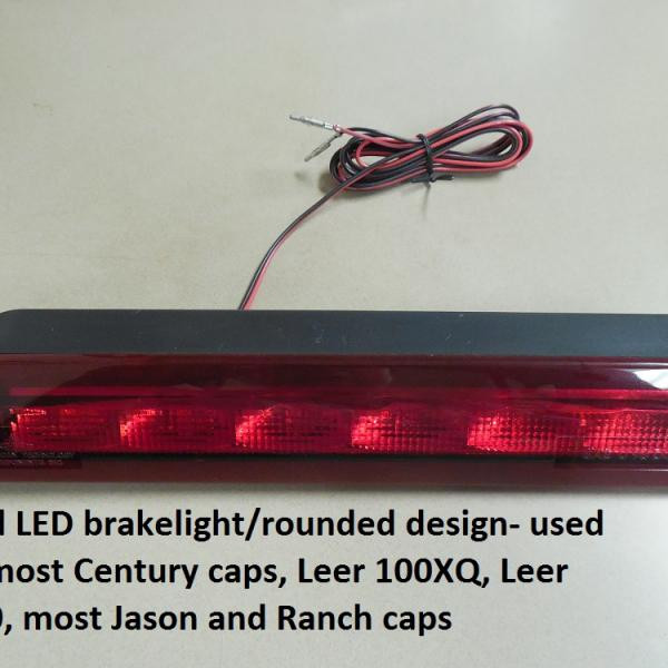 Jason Truck Cap//Topper Century Ranch Brake Light