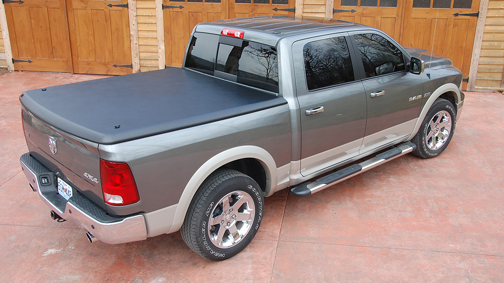 Undercover Classic Solid Truck Tonneau Cover 899 00 Installed Ishler S Truck Caps
