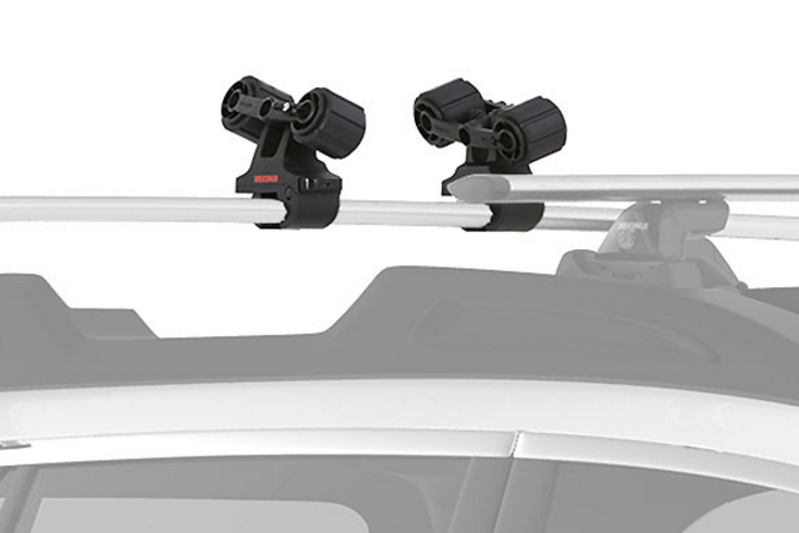 hully rollers kayak rack